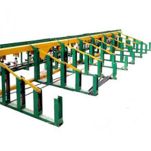 CNC Steel Bar Shearing Line Rebar Cutting Line