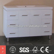 New laundry cabinet MDF laundry cabinet