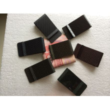 3k Carbon Fiber Customized Money Clip