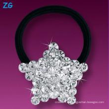 Luxuriöses Kristallmädchenhaarband, französisches Haarband, Mädchenhaarzusatz-Sternhaarbänder