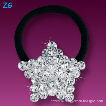 Luxurious crystal girls hair band, french hair band, girls hair accessories star hair bands