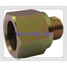 Raccords de connecteurs femelles droites hydrauliques