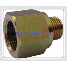 Hydraulic Straight Female Connector Fittings