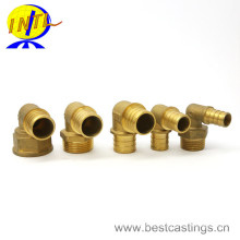 Высокое качество OEM Custom латунные трубы Фиттинга