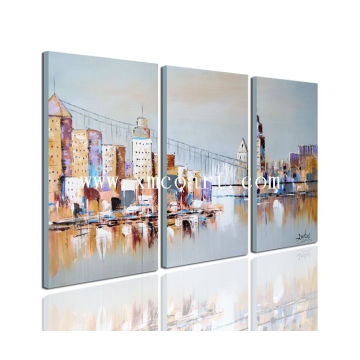 Handmade Wall Decoration Oil Painting (New-319)