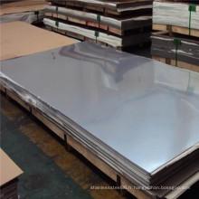 Ss AISI 201 304 410 316 310S 2205 904L tôle d'acier inoxydable / plaque
