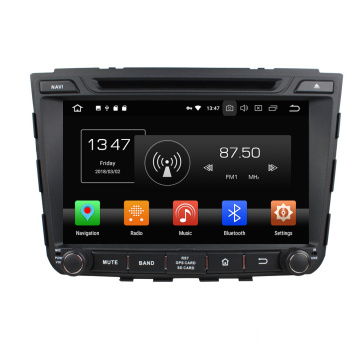 android car dvd gps สำหรับ IX25 2014-2015