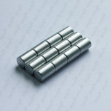 Strong Sintered NdFeB Cylinder Magnets