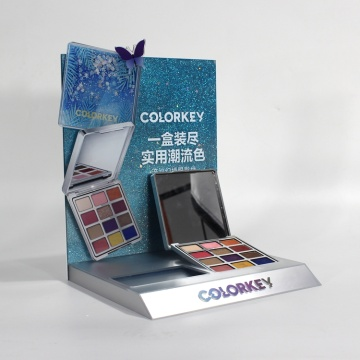 Acryl cosmetische displaystandaard / teller make-up displaystandaard