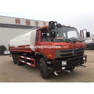 Dongfeng 9000 litres water distribution truck