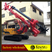 Well Used Water Well Portable Hydraulic Cheap Rotary Drilling Rig on Sale