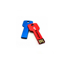 Ept 2GB USB 2.0 Key Shape USB Flash Pendrive