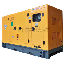 130kVA Silent Diesel Generator Power by Deutz Engine