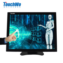 OEM 15 inch industrial touch screen LED monitor