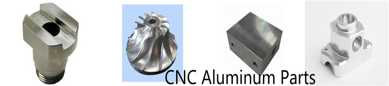 Aluminum cnc machine part