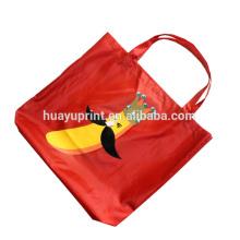 Einkaufstasche jakarta nicht gesponnene Einkaufstasche / 2014 GroßhandelsTote-Polyester-Beutel-umweltfreundliche Polyester-Einkaufstasche für Einkaufen