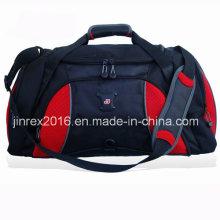 Beliebte Polyester Sport Reise Gym Fitness Schulter Duffle Sporttasche