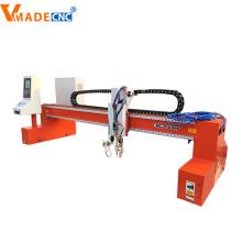 Máquina de corte CNC por plasma de pórtico