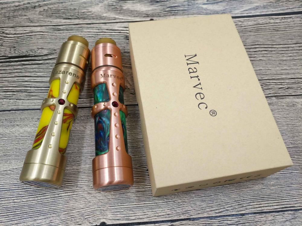 Updated Messing Kupfer original mechanische Mods Vape