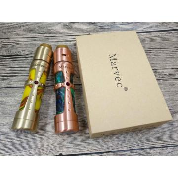 Updated brass copper original mechanical mods vape