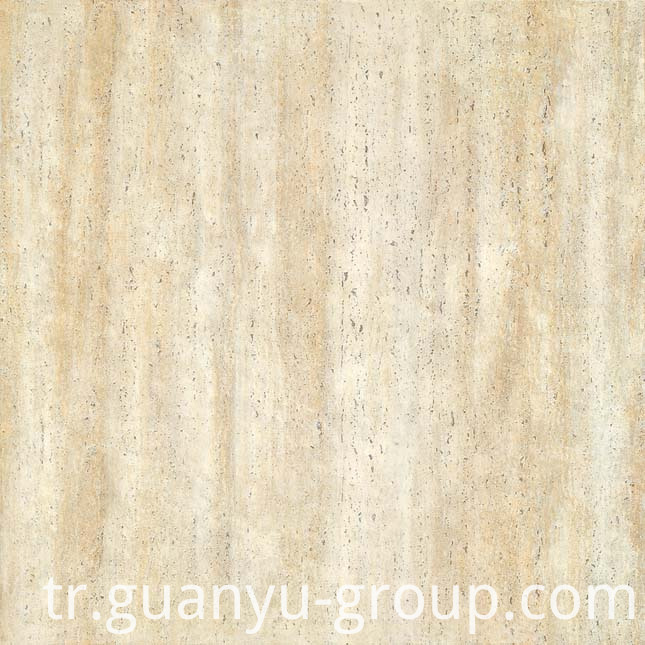 Matt Finished Travertine Look Porcelain Tile