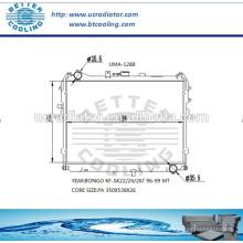 Radiador auto para MAZDA BONGO KF-SK22 / 24 / 26T 96-99 MT