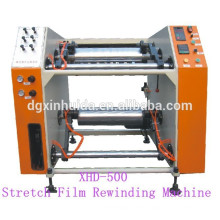 Xinhuida Semi-Automatic Stretch Film Rewinder & Slitter