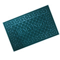 Home decoration spaghetti door mat with welcome