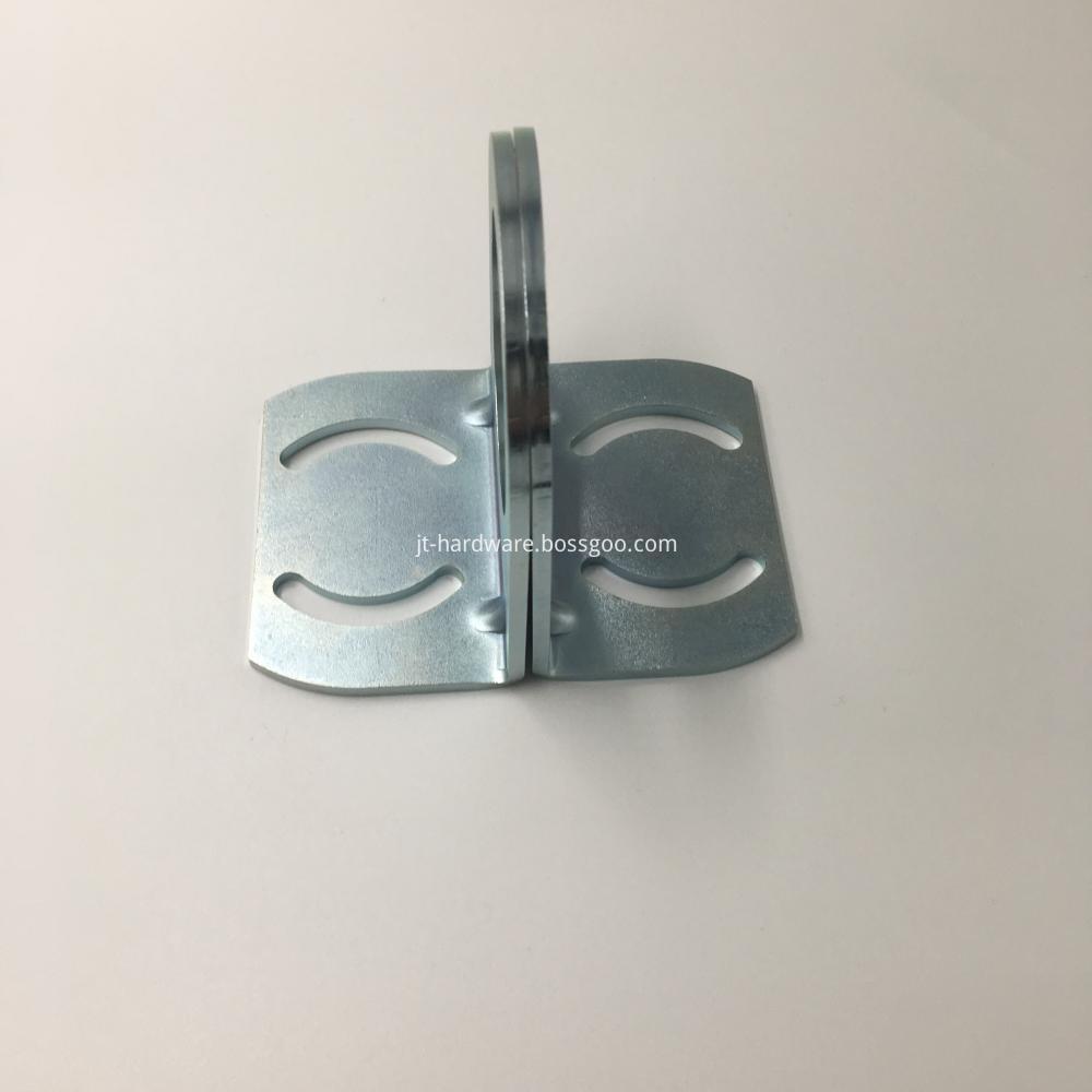 Custom Precision Metal Stamping Bending Parts 1