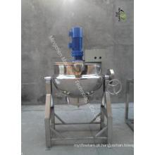 44 caldeira com revestimento de vapor durável