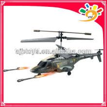 CHAUD! Iphone control rc hélicoptère airsoft gun 3 canaux de contrôle radio avec Missile Lancement