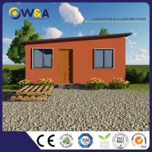 (WAS1014-45S) Villa en acier léger Prefab bon marché Maisons Maisons pour vente