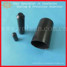 Tapones termocontraíbles de 70 mm de ID.