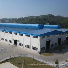 Taller Llave en Mano de Estructura de Acero con Certificación Ce (Kxd-SS1290)