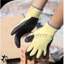 SRSAFETY preiswerter Preis / Nitrilbeschichtung Arbeitshandschuhe EN388 312 / Handhandschuhe