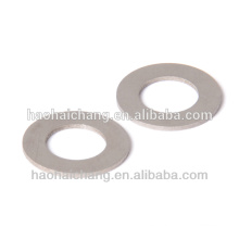 Metal de precisión del OEM que sella calza no estándar del acero inoxidable