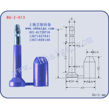 Bullet Seal BG-Z-013