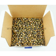 Ventes en stock DIN985 M5 Nylon Insert Lock Nut