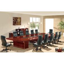 Роскошная деревянная офисная мебель Конференц-зал Стол для совещаний (HF-MH7002)
