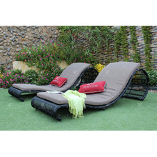 EAGLE COLLECTION - Bestseller Einzigartiger Patio Wicker Sunbed Outdoor Möbel
