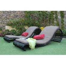 EAGLE COLLECTION - Bestseller Einzigartiger Patio Wicker Sunbed Outdoor Möbel