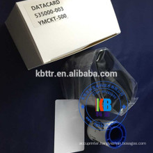 Compatible YMCKT ID CARD RIBBON 535000-003 for CD800 Printer