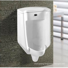 Inductor Man Toilet Bathroom Integral Wall Hung Urinal Wall Mount with Sensor