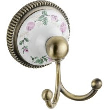 Acessórios de banheiro New Design Zinc Robe Hook (JN17835)