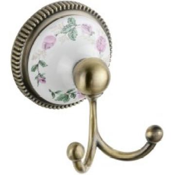Аксессуары для ванной комнаты Новый дизайн Zinc Robe Hook (JN17835)