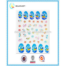 Hot new fashion nail sticker/nail art product for girls