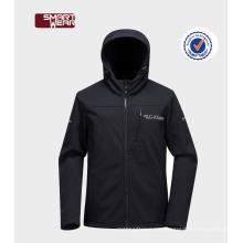 Chaqueta softshell vendedor caliente del precio de fábrica, chaqueta de softshell impermeable de los hombres, venta al por mayor de alta calidad