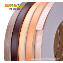 Factory selling for Paper Edge Banding Melamine edge banding Series supply to France Exporter