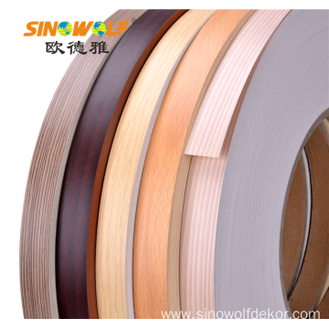 20 Years manufacturer for Melamine Edge Band Melamine edge banding Series supply to Indonesia Manufacturers
