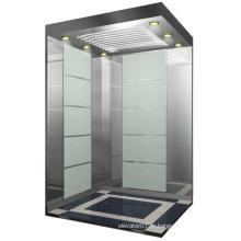 Ascenseur de marchandises de bonne qualité fabriqué par des plaques en acier inoxydable